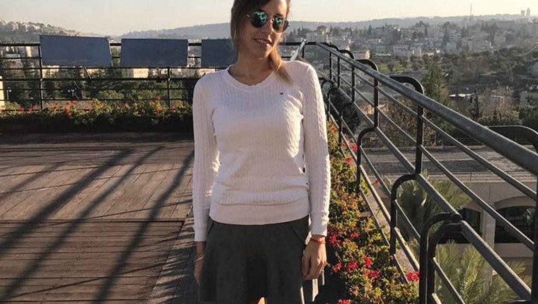 אלה אברהם, בוגרת מכללת כנרת חברת הנהלת איגוד המים הישראלי