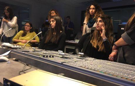 שיתוף פעולה בין מכללת כנרת וביה״ס לטלוויזיה של רשת