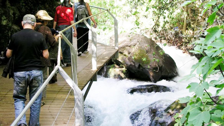 מאמצים לחידוש הפטור מדמי כניסה בשמורות הטבע בגולן לתושבי קצרין
