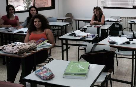 מכללת אל מאג'ד-הגולן במג'דל שאמס