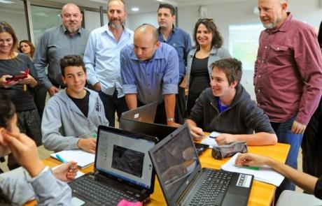 שר החינוך מתרשם מהעשייה החינוכית בגולן