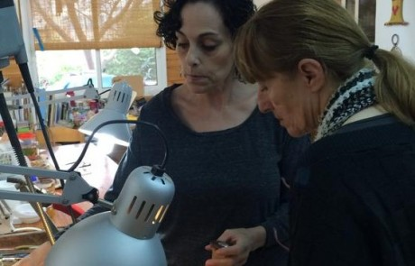 רקפת סמברנו: תכשיטים הם חתיכות של נשמה