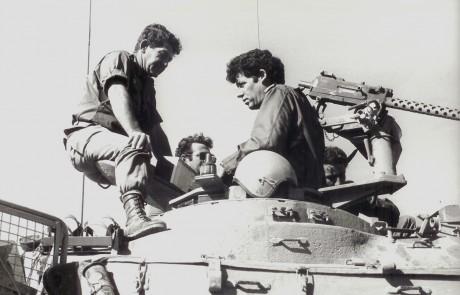 הטנקים ששינו את פני המלחמה