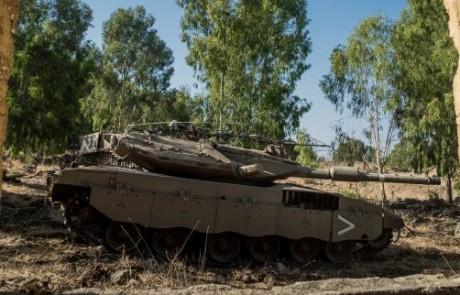 """להיות ראשון זה מחייב! חטיבת השריון """"ברק"""" 188"""