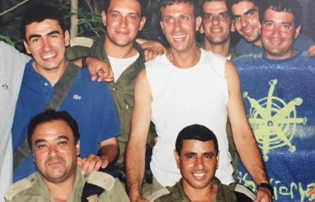 שמואל ראדה- האבא של החיילים והנגדים
