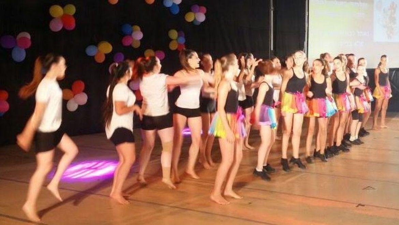 הסתיימה עוד שנה של ריקוד, עשייה ואהבת המחול בקצרין